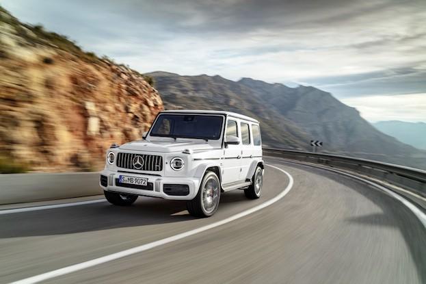 Mercedes G-Klasse - ein Ikone erfindet sich neu