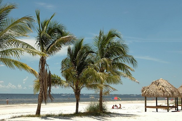 Strand in Fort Myers, Florida