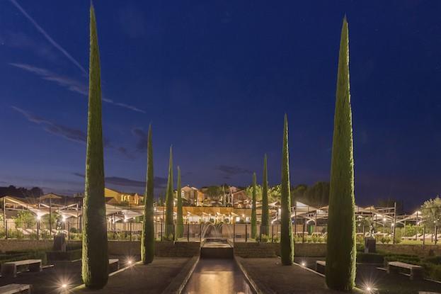 Fünf-Sterne-Resort inmitten eines Weingutes in der Provence