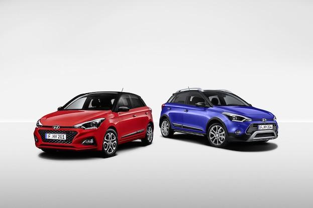 Hyundai i20 und i20 Active