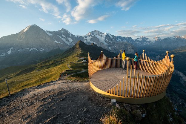 König der Alpen: Die Schweiz