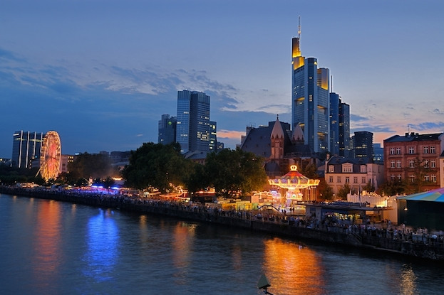 Mainfest in Frankfurt