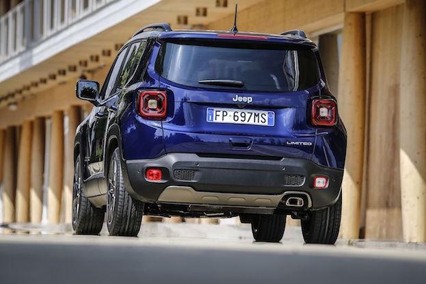 Der neue Jeep Renegade - noch nicht bei uns erhältlich