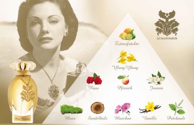 Pour Madame Lumière - Eau de Parfum