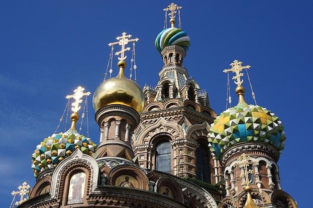 St. Petersburg, Blutkirche