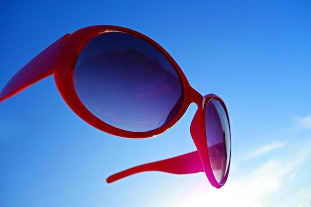 Augen brauchen Sonnenschutz!