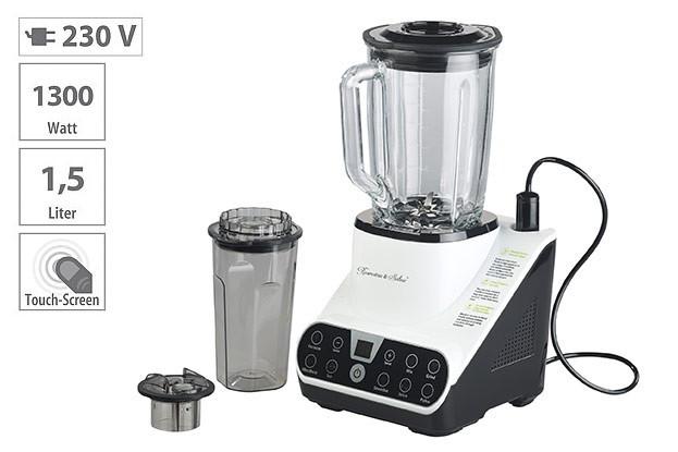 Vakuum-Mixer von Rosenstein & Söhne