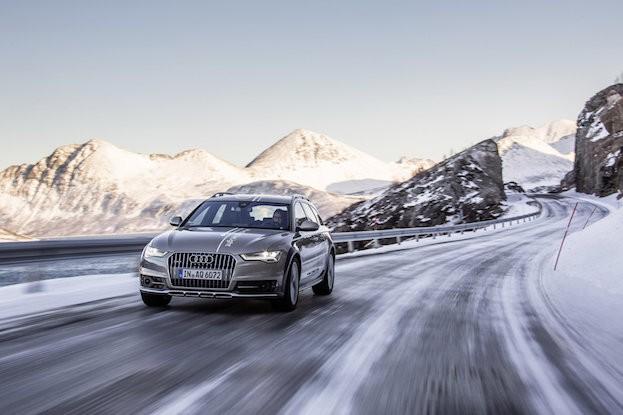 Der neue Audi A6 im Euro NCAP
