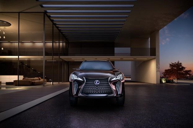 Lexus UX wurde für den modernen Stadtentdecker entwickelt