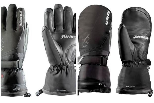 Hot and Heat-Handschuhe von Zanier