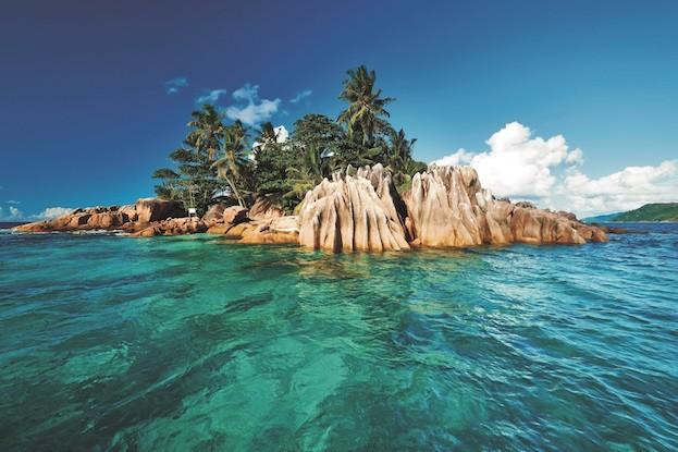 Seychellen im Indischen Ozean