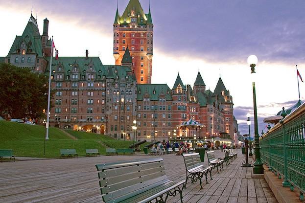 Das alte Québec
