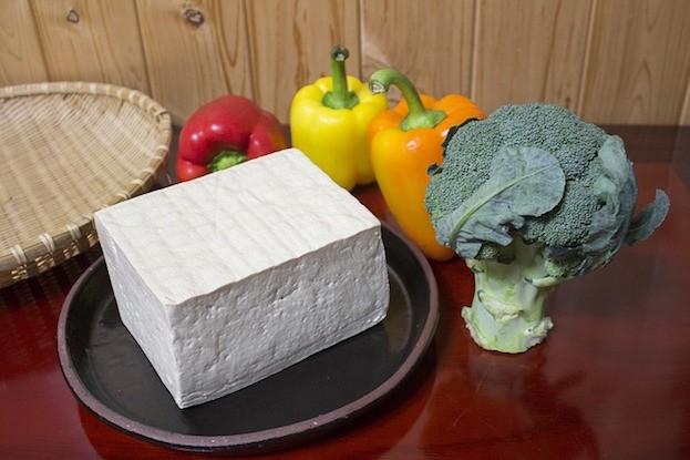 Tofu, der bekannteste Fleischersatz