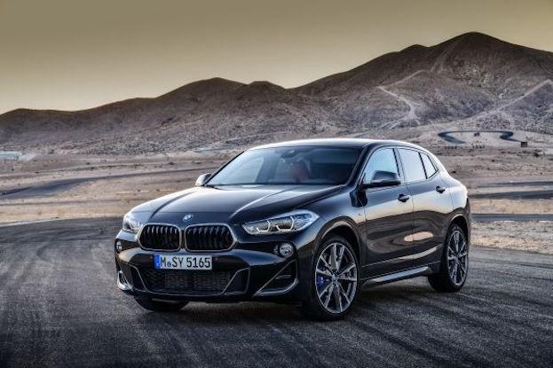 Der neue BMW X2 M35i