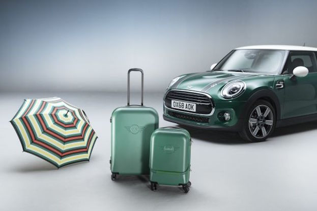The MINI 60 Years Lifestyle Collection