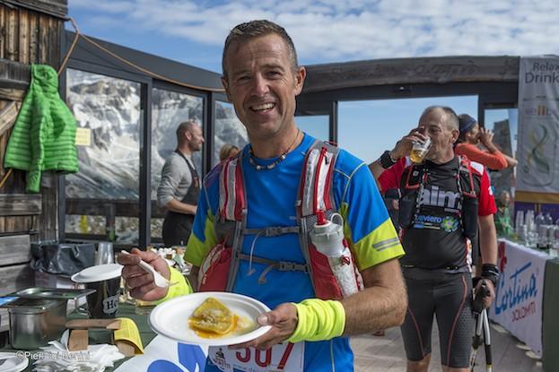 Leckere Stärkung zwischendurch: Der Delicious Trail Dolomiti macht's möglich