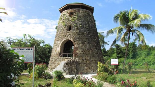 Windmühle von Hogg Island