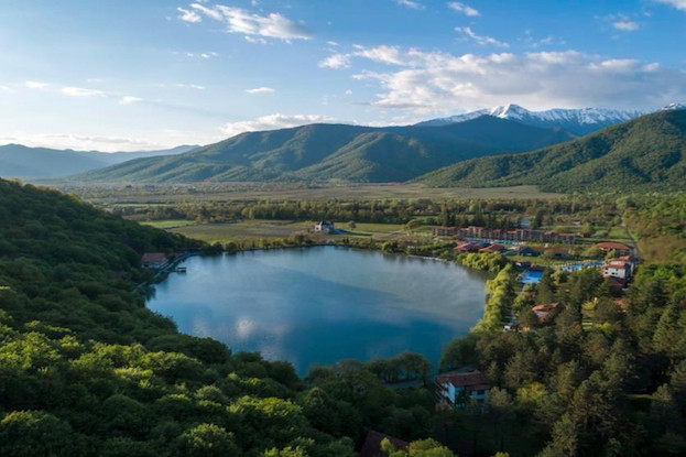 Lopota Lake Resort & Spa in der Kakheti Region Georgiens