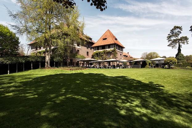 Haupthaus von La Butte aux Bois