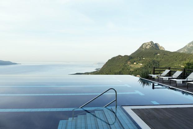 Das Lefay Resort am Gardasee
