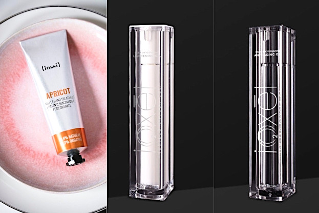 Apricot Magic Handcreme, Ultralight Gel, Lightening Gel
