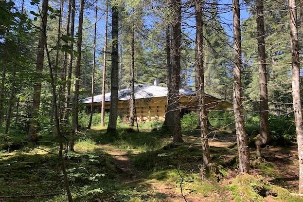 Meditationshaus vom Stararchitekten