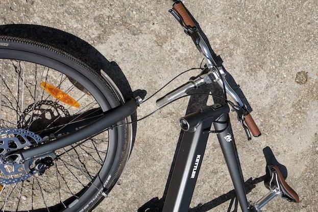 Vorderradgabel kann sich vom Fahrrad lösen