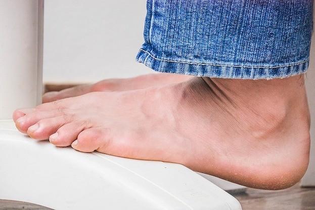 Diabetiker müssen mehr als andere auf ihre Füße achten!