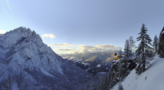Adlernest in den Lienzer Dolomiten
