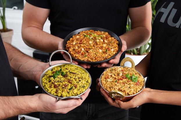 Leckere Currys von Huel