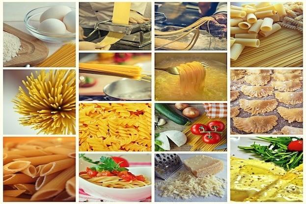 Über 600 verschiedene Nudelsorten kennt man weltweit