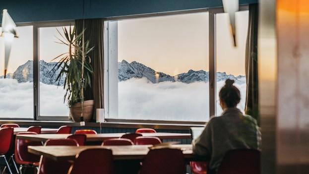 Hostel Galaaxy in Laax, Graubünden