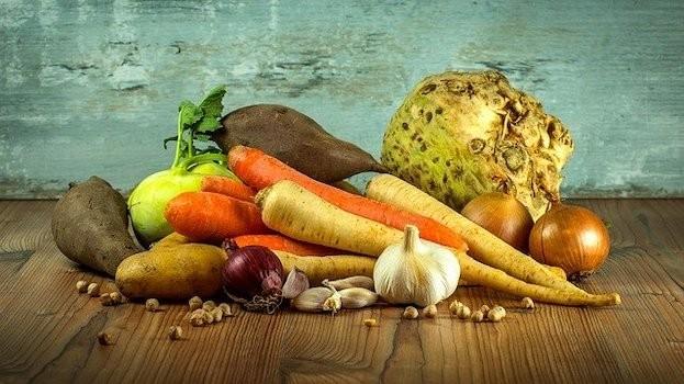 Gemüse für die Darmgesundheit