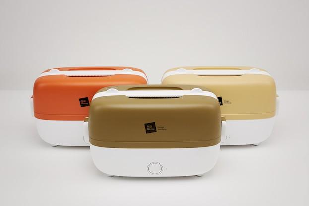 Cooking-Boxes in trendigen Farben