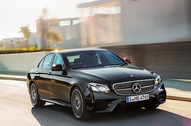 Mercedes-AMG E 43 4MATIC T - ©Mercedes Benz AG