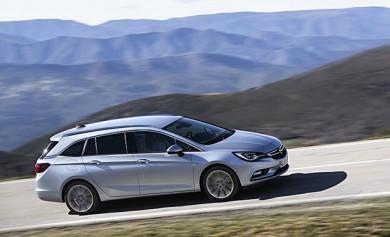 Astra Sports Tourer  - ©Adam Opel AG