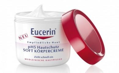 Soft Körpercreme von Eucerin im XL-Format