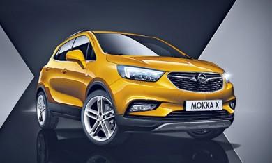 Opel Mokka - ©Adam Opel AG