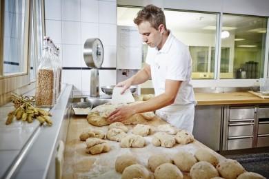 Bäckermeister Philipp Schweiss - ©Interalpen-Hotel