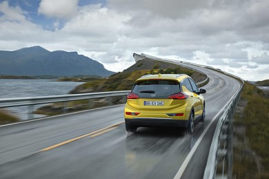 Opel Ampera-e - ©Adam Opel AG