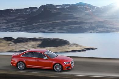 Audi A4 - ©Audi AG