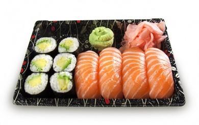 Sushi - undenkbar ohne Wasabi