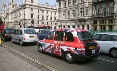 City-Maut zahlt man auch in London