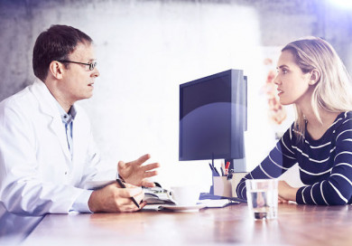 In deutschen Frauenarztpraxen herrscht das große Schweigen