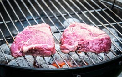Rotes gegrilltes Fleisch erhöht Diabetes-Risiko