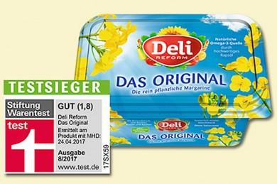 Butter oder lieber Margarine?
