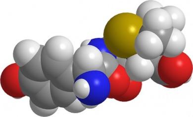 Antibiotika-Moleküle