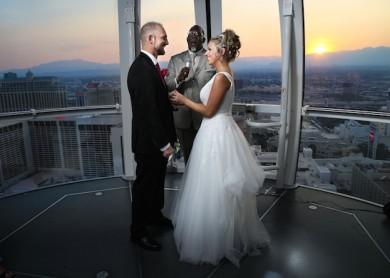 Heiraten in Las Vegas - spektakulär!