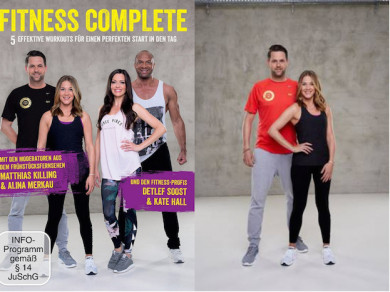 ©FITNESS COMPLETE!