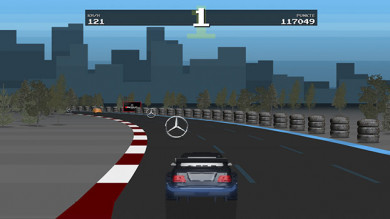 Mercedes-AMG Motorsport, DTM Retro Game
